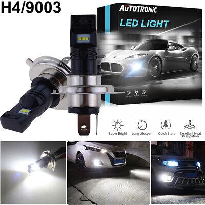 H4 9003 Upgrade CSP LED Fog Light Kit Car Driving Lamp DRL 6000K HID Xenon (Best Fitness Tracker For Biking)