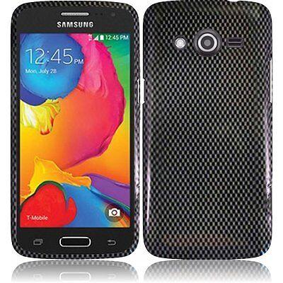 Design Crystal Hard Case for Samsung Galaxy Avant - Carbon -