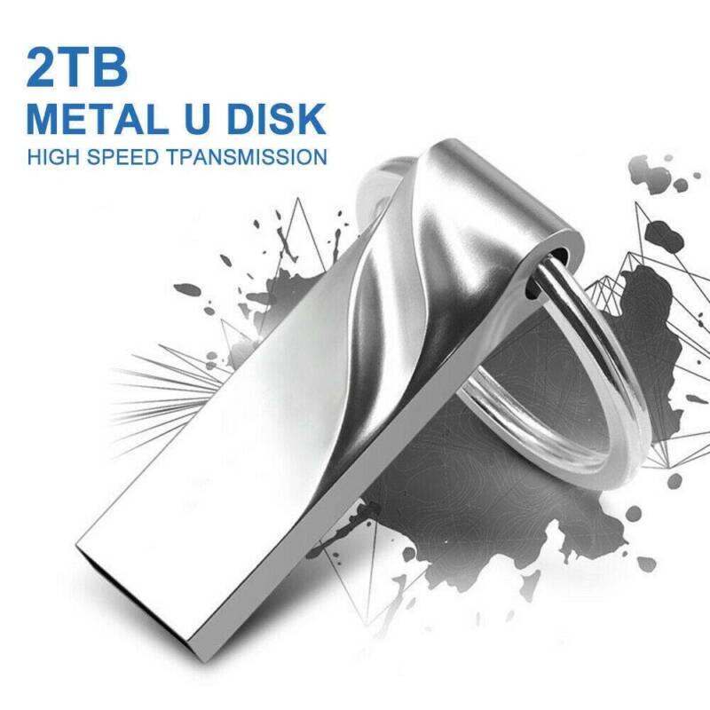 2TB Flash Memory Stick Drive Storage Thumb Drive Pen U Disk