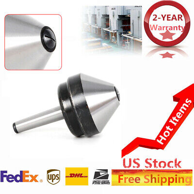 Triple Ball Bearing Bull Nose Live Center1 Mk2 Morse Taper 2 3-53280mm75