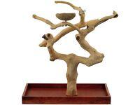 Java Tree Parrot Stand Medium
