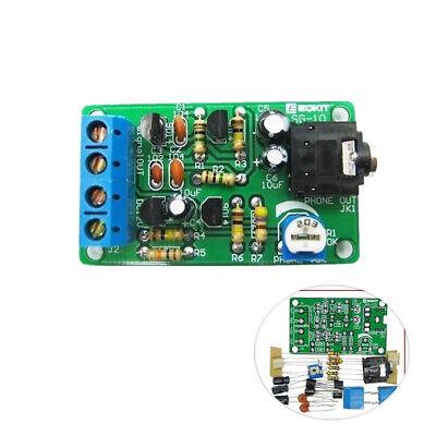 2-channel White Noise Signal Generator Diy Kit Electronic Kit Output Dc 12v