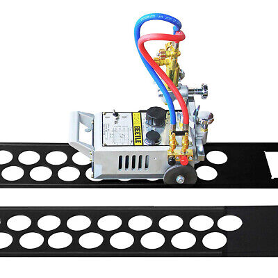 Auto Torch Cutter Track Burner Gas Cutting Machine Portable Handle