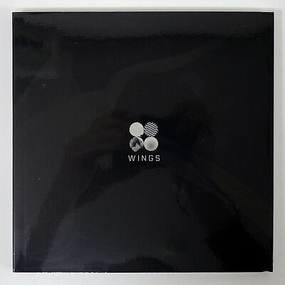 BTS - WINGS (Vol.2) [G ver.] CD+Photocard+Folded Poster+Free Gift+Tracking no.
