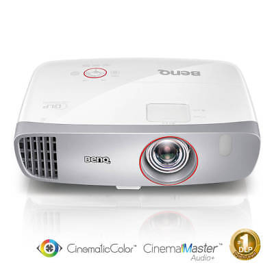 BENQ Home Cinema Projector for Gaming with Short Throw HT2150ST DLP Home Theater