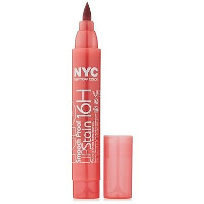 New York Color Smooch Proof Lip Stain, Endless Spice 0.10 oz