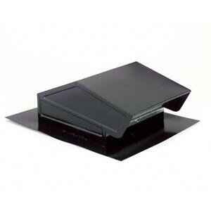 "NEW Broan-NuTone 634M Roof Cap Black Up to 6"" Round Duct"