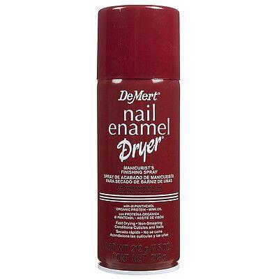 DeMert Nail Enamel Dry Spray 7.50 oz