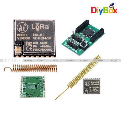 Sx1278 433m Lora Ra-02 Ra-01 Long Rf Wireless Module Ipex Socket For Arduino