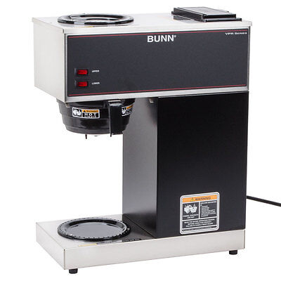 Bunn 33200.0000 12 Cup Pourover Coffee Maker With 2 Warmers