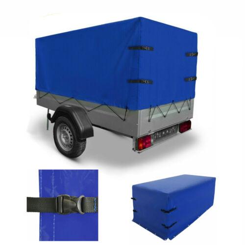 HochPlane Plane für STEMA Anhänger F 750 DBL 850 opti AN Anthrazit 210x114x88CM