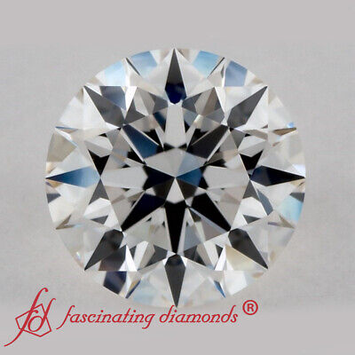 Natural Diamonds - 3/4 Carat Round Cut Diamond - You Can't Get A Better Deal