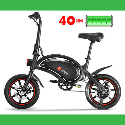 Bicicleta auxiliar eléctrica plegable y ligera Bicicleta eléctrica 20KM - 40KM