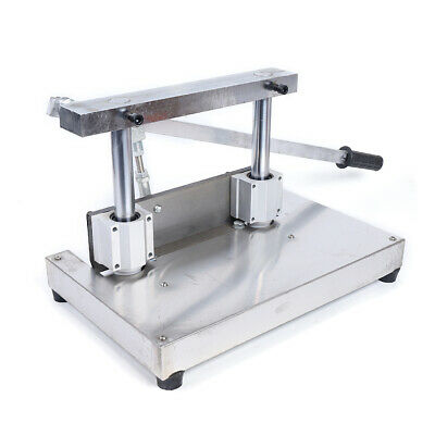 Commercial Manual Saw Bone Cutting Machine Spine Trotters Meat Sawing Machine Us