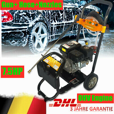 2.4gpm Electric Pressure Washer 2465psi High Power Water Sprayer Machine Cleaner