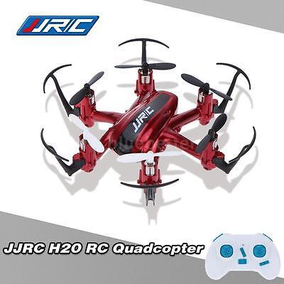 Professinal JJRC H20 2.4G 4CH 6-Axis Gyro Nano Hexacopter Drone RTF CF Mode
