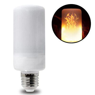 5W E26 LED Fire Flame Flicker Light Bulb for Home, Camping, Halloween](Halloween Flicker Light Bulbs)