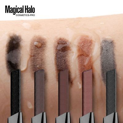 Magical Halo Eye Brow Cosmetic Pen 1PC Automatic Pro Eyebrow Pencil Liner Makeup