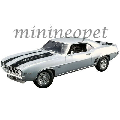 ACME A1805714 50TH ANNIVERSARY 1969 CHEVROLET CAMARO Z/28 1/18 WHITE