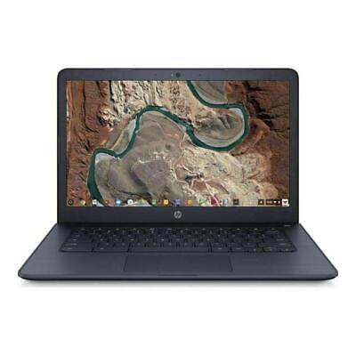 """HP 14"""" Chromebook - AMD A4 - 32 GB eMMC - Blue"""