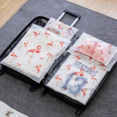 Travel Bag luggage Organizer Zipper Storage Waterproof Clothes Sorting Bag GIFT