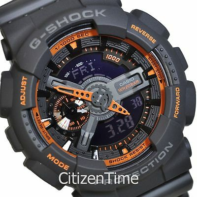 "-NEW- Casio G-Shock Watch ""Just Released"" GA110TS-1A4"