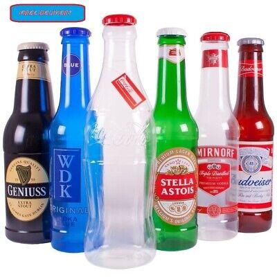 Nuevo Hucha Gigante Coca Cola Dinero Vino Botellas 2ft Plastic Ahorro Banco GB