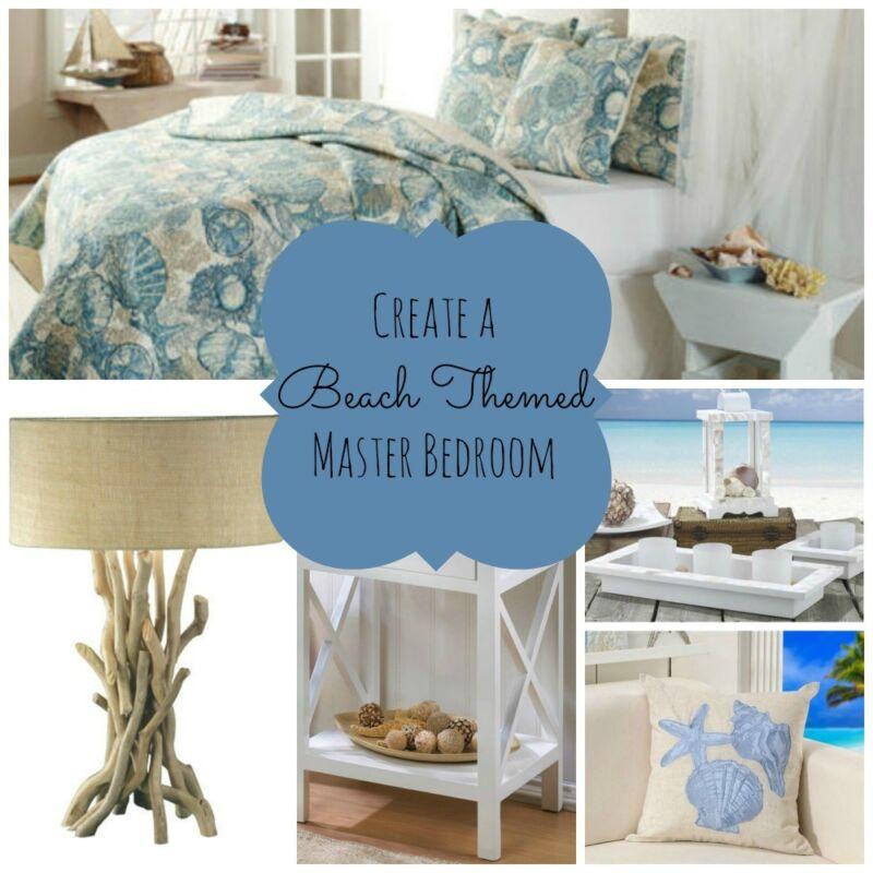 Create A Beach Themed Master Bedroom Ebay