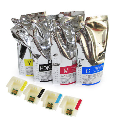 1000ml Sublimation Ink Bag For Epson Surecolor F6000 F6070 F6200 F6270 Printers