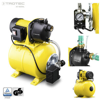 TROTEC Bomba de Agua TGP 1025 E | Bomba de Riego |...