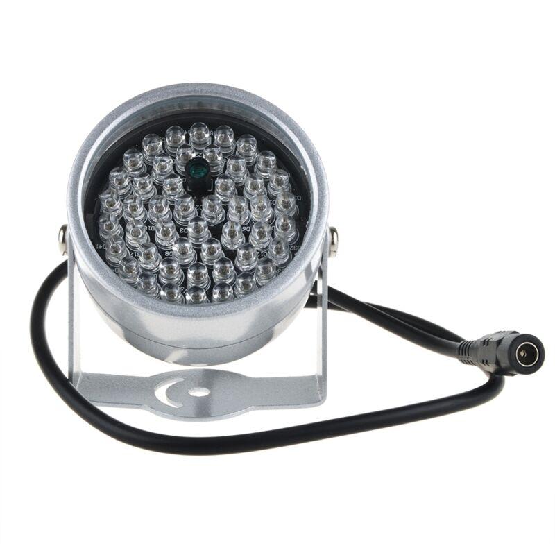 48-LED Illuminator IR Infrared Night Vision Light for Security CCTV Camera