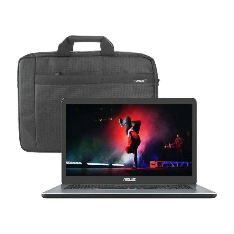 Laptop Windows - ASUS VivoBook X705 17.3 Inch Intel Celeron N4020 8GB RAM 1TB HDD Windows Laptop