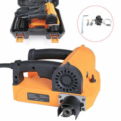 Us Electric Wall Chaser Planer Groove Cutting Machine Wall Slotting Machine 110v