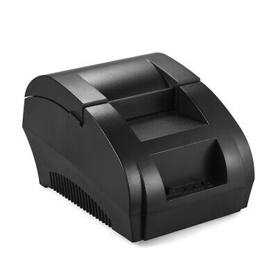 Pos-5890k Portable Receipt Thermal Printer 58mm Usb Ticket Pos Cash Drawer M1t7