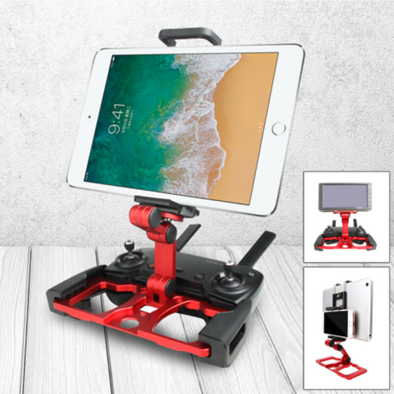 Remote Mount Phone Tablet Aluminum Bracket Holder For DJI Sp