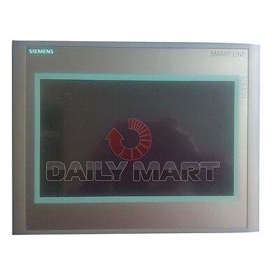 Siemens 6av6 648-0ae11-3ax0 Smart Line Touch Screen Widescreen Panel Hmi New