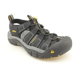 09f24bb11bf8 KEEN Mens Newport H2 Sandals 1001907 Black Size 9 for sale online