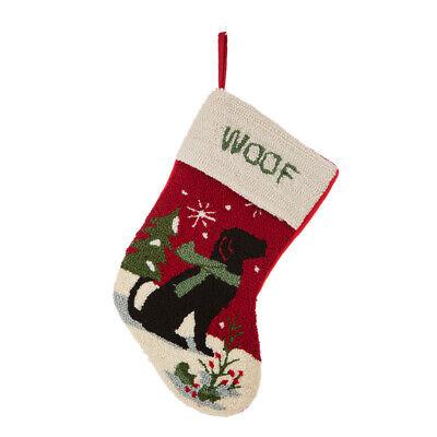 Dog Christmas Stockings (Glitzhome 20