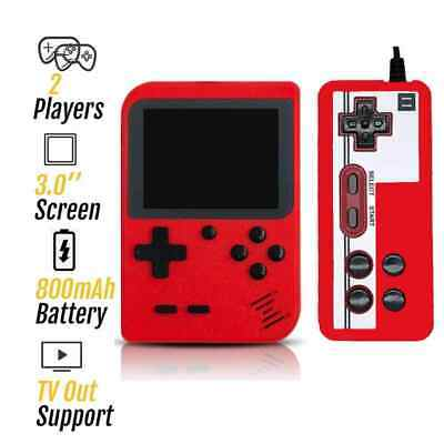 800 Games Pocket Game Console Mini Handheld Gaming Player Adults Kids Gift...