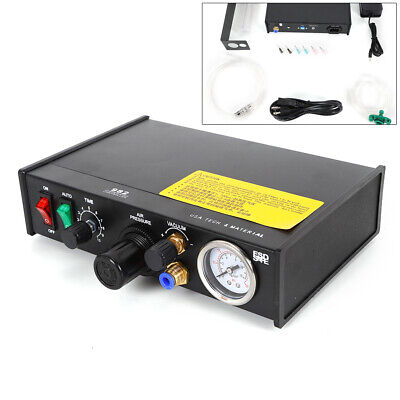 Semi-automatic Glue 982 Solder Paste Liquid Dispenser Machine Speed Adjustable