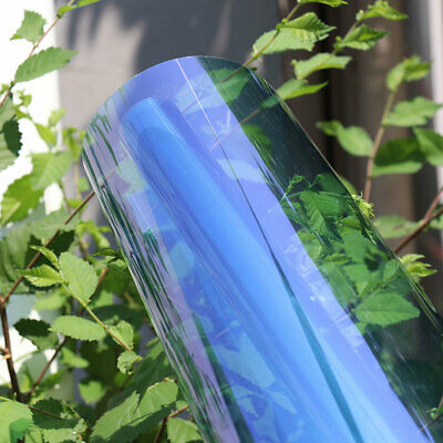 "60""x20"" Sheet Car Stying Chameleon Film Window Nano Ceramic UV Proof Tint Vinyl"