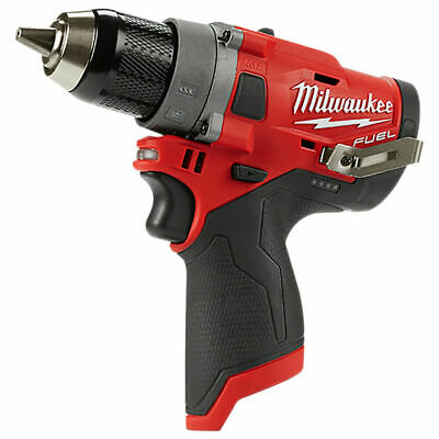 """Milwaukee M12 FDD-0 1/2"""" Drill Driver - Body Only w/o Hard Case"""
