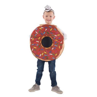 Kids Donut Halloween Costume (Kids Sprinkle Donut Mascot Halloween)