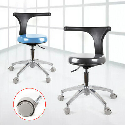 Medical Stool Dental Assistant Chair With Armadjustment Leverhandle For Lift