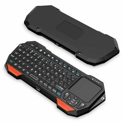 Acer Seenda Mini Bluetooth Keyboard Mouse, Touchpad Remote For Android OS Windows MAC