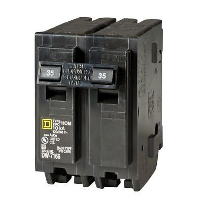 Square D Homeline 35 Amp 2-pole Circuit Breaker Hom235cp