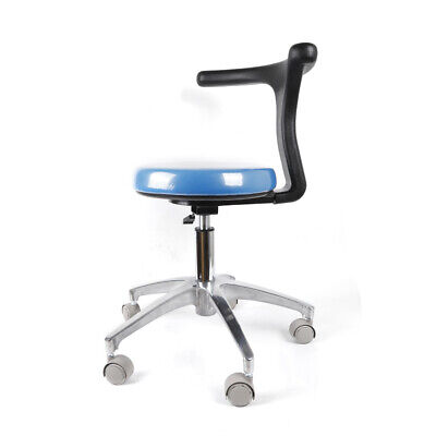 Professional Dental Stool Dentist Doctor Assistant Mobile Chair W Torso Ar