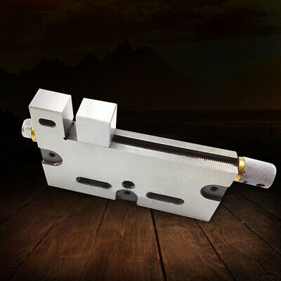 Cnc Wire Edm Cut High Precision Vise Stainless Steel 4 Jaw Opening 3kg Clamp Oe