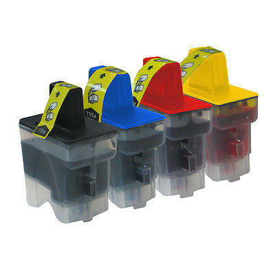 Reman ink Cartridge for Brother LC41  use in Brother MFC-420