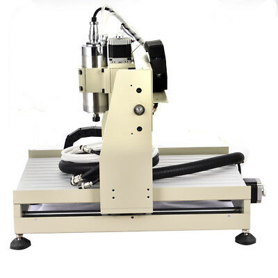 Generic Cnc3040 4axis Router Engraver Engraving Machine Water-cooling Systemrc